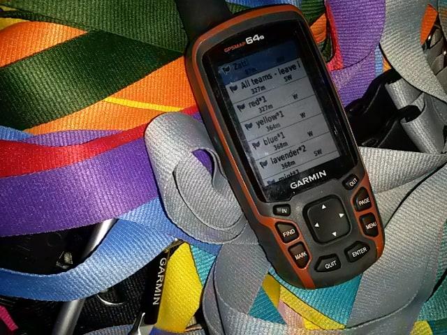 Geocaching GPS Firmenausflug Betriebsausflug Weihnachtsfeier Teamevent Nachtcaching