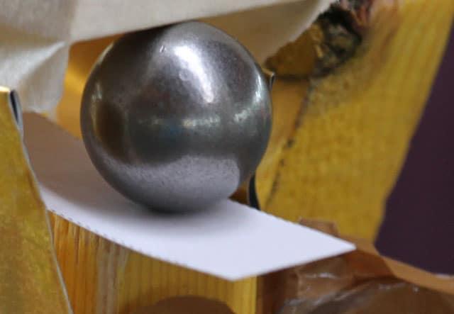 betriebsausflug firmenfeier teamevent teambuilding marble run kettenreaktion cinetic art challenge kugel