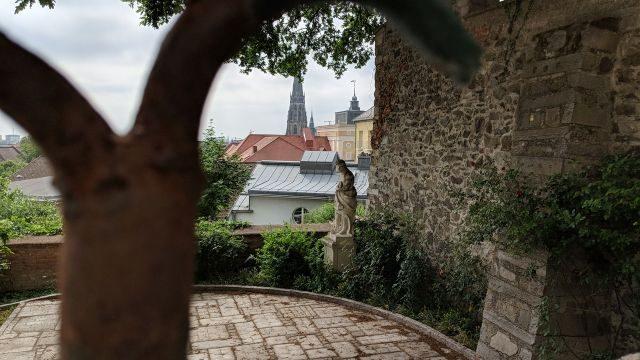 linz geocaching incentive outdoor stadtbild sehenswuerdigkeiten ausblick