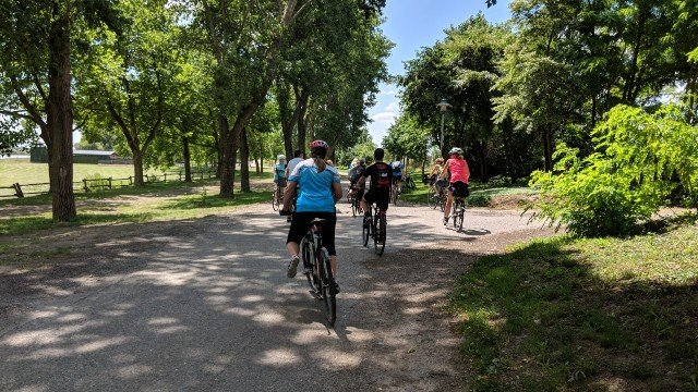 geocaching in rust-fahrradtour-kooperativ-teamevent