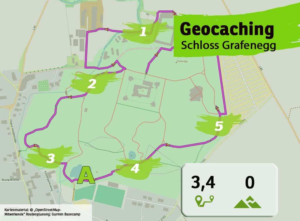 grafenegg schloss teamevent teambuilding betriebsausflug geocaching karte uebersicht Kopie