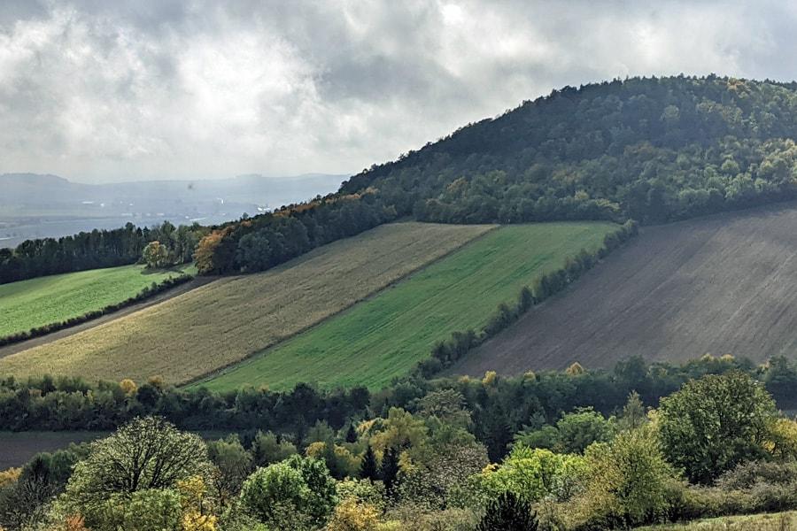 landschaft weinviertel oberleiser berg leiser berge wanderung aktiv aussicht mgs