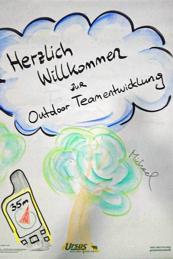 wiener wohnen geocaching teambuilding outdoor grüner prater reflexion rollen willkommen mgs ausschnitt